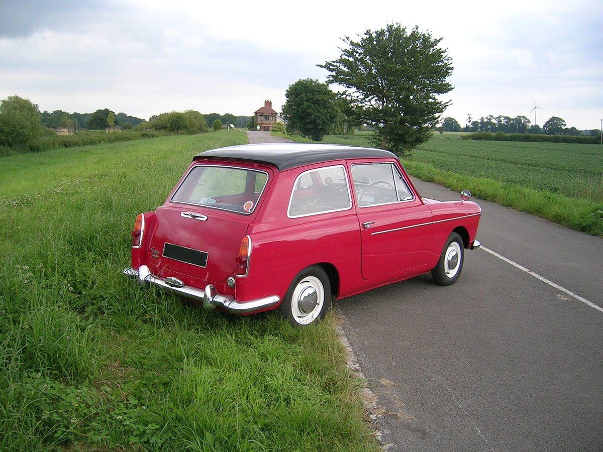 1962 Austin A40 Farina Countryman Historic Vehicle For Sale (picture 4 of 6)