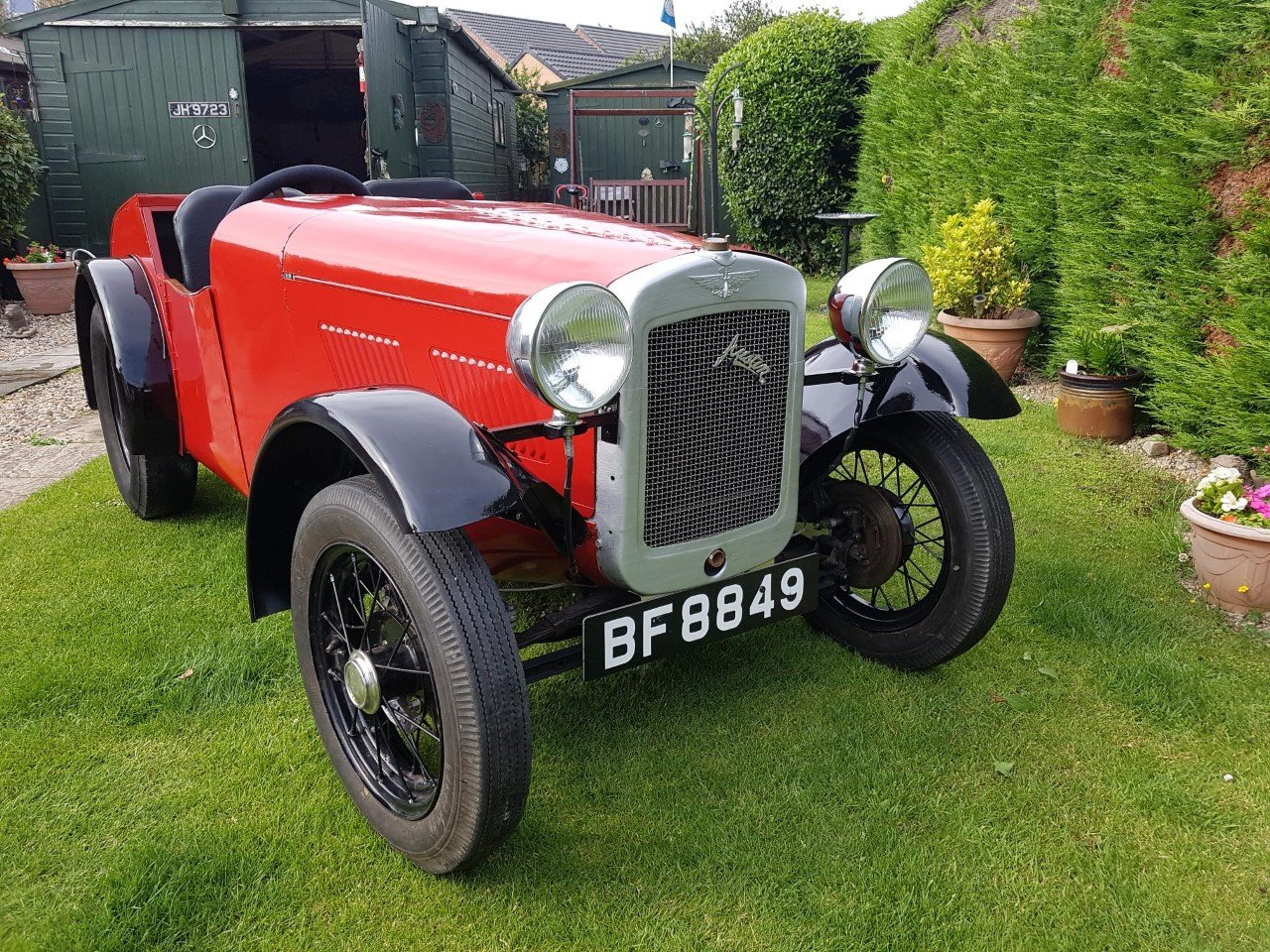 1929 Austin 7 Sport Special Nippy Style. SOLD (picture 2 of 6)