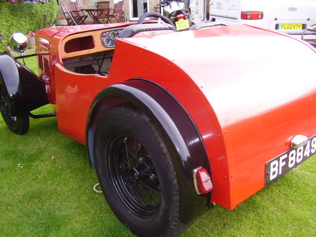 1929 Austin 7 Sport Special Nippy Style. SOLD (picture 3 of 6)