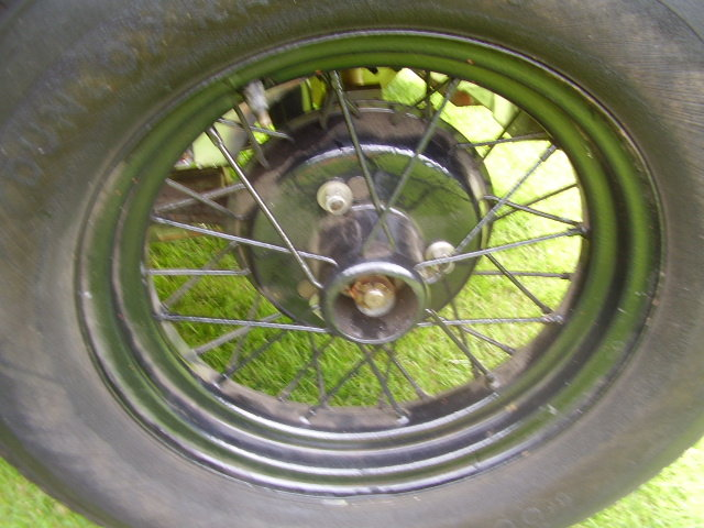 1929 Austin 7 Sport Special Nippy Style. SOLD (picture 5 of 6)