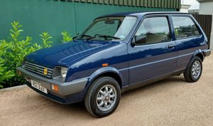 1985 Austin Metro City X 14k miles, 12mths MOT For Sale