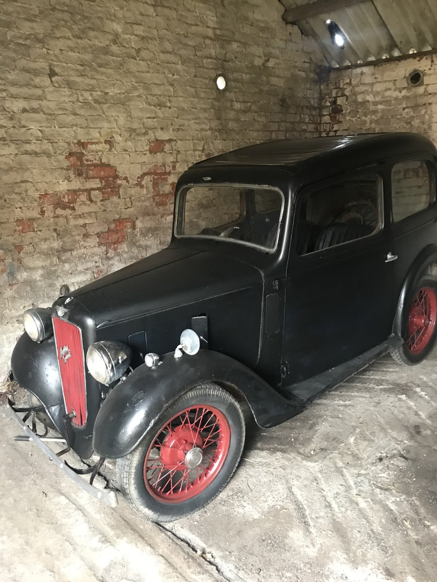 2017 Austin Seven Ruby mk2 SOLD (picture 1 of 6)