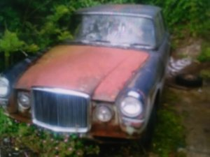 1965 Austin Princess Spares or brave repair