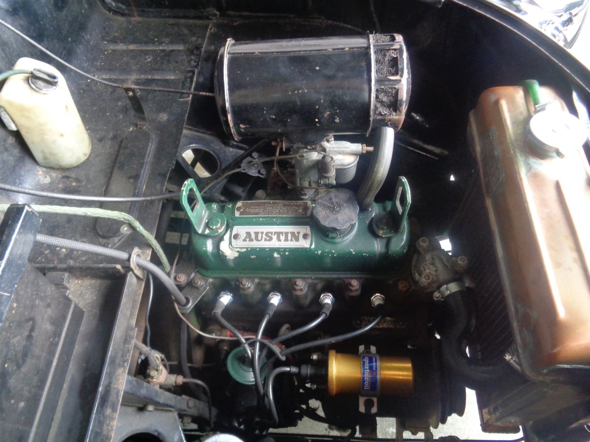 Austin a30 seven -51,000 mls - very cute !! For Sale (picture 6 of 6)