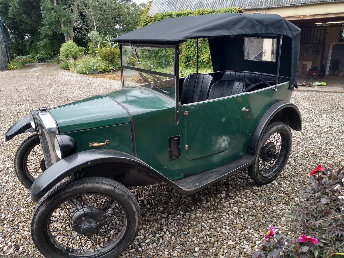 1930 austin 7 chummy For Sale (picture 1 of 6)