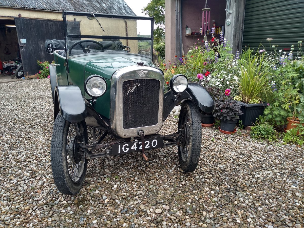 1930 austin 7 chummy For Sale (picture 2 of 6)