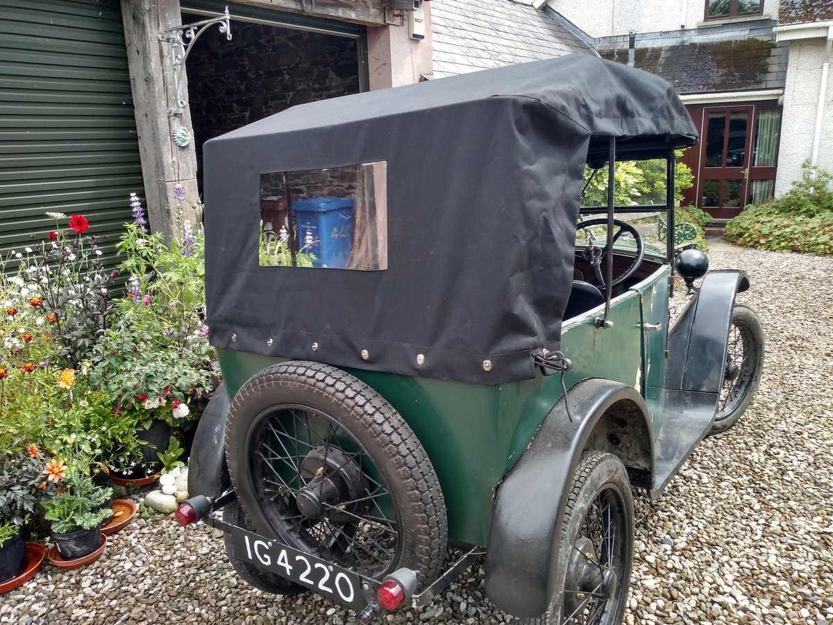 1930 austin 7 chummy For Sale (picture 5 of 6)