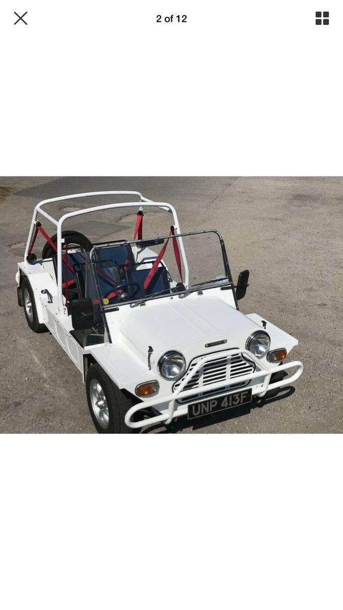 Mini Moke For Sale (picture 4 of 4)