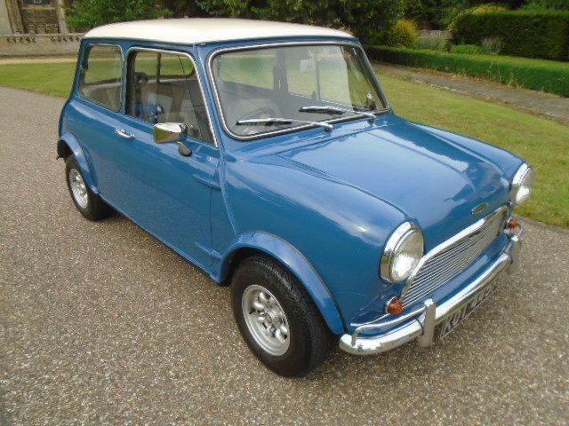 1967 Austin Mini Cooper Mk1, 1293cc built engine.  For Sale (picture 1 of 6)