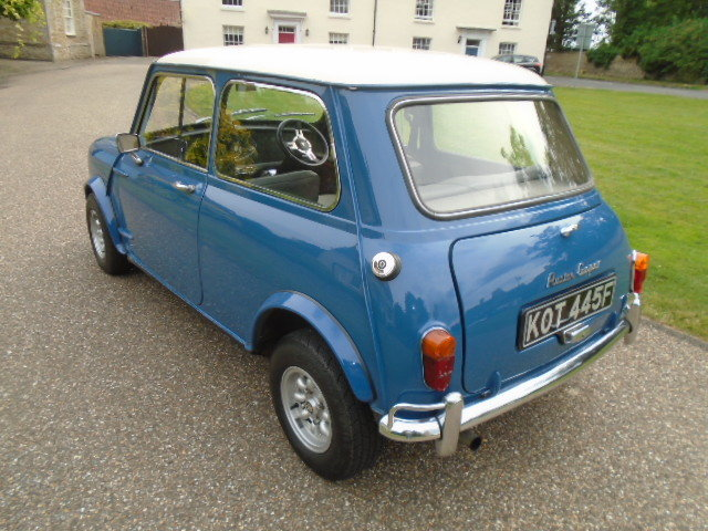 1967 Austin Mini Cooper Mk1, 1293cc built engine.  For Sale (picture 3 of 6)