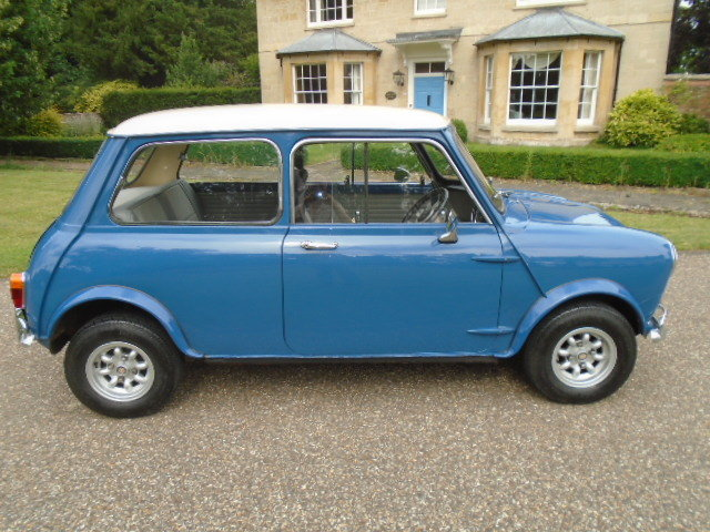 1967 Austin Mini Cooper Mk1, 1293cc built engine.  For Sale (picture 4 of 6)