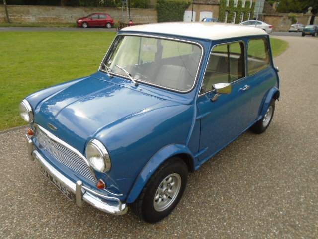 1967 Austin Mini Cooper Mk1, 1293cc built engine.  For Sale (picture 2 of 6)