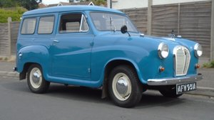 LATE ENTRY: Lot 9 - A 1963 Austin A35 Van - 21/07/2019 For Sale by Auction