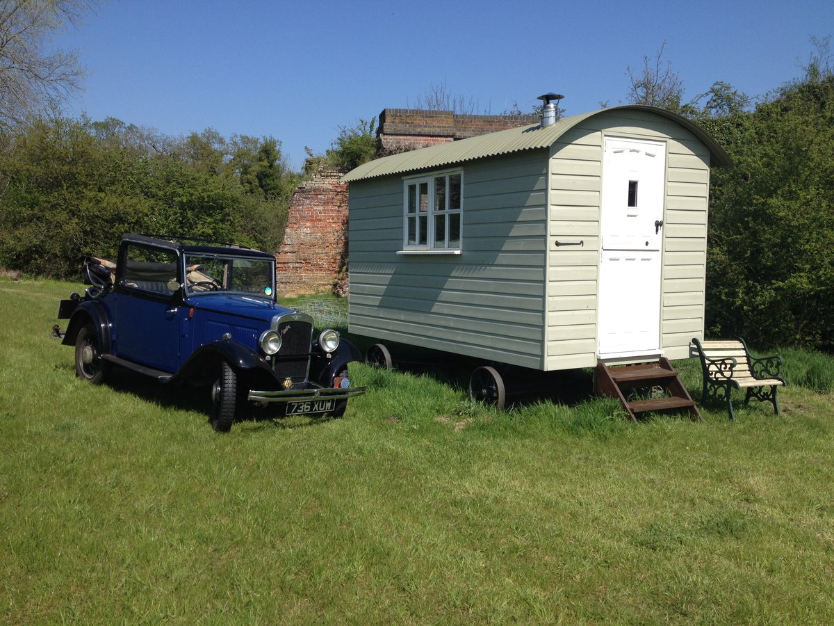 1934 Drop Head Austin For Sale (picture 1 of 5)