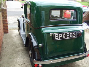 1936 Austin ten Lichfield For Sale
