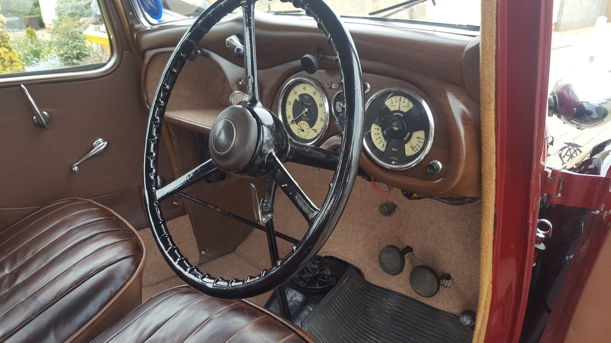 1937 Great Austin Cambridge with some spares SOLD (picture 3 of 6)