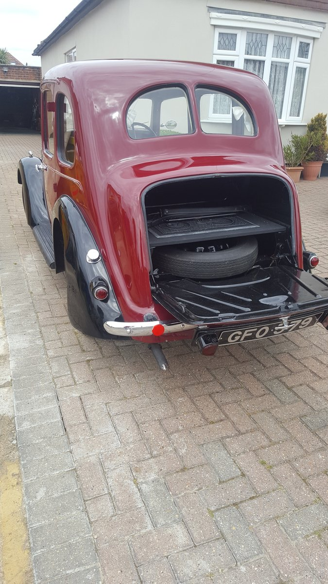 1937 Great Austin Cambridge with some spares For Sale (picture 4 of 6)