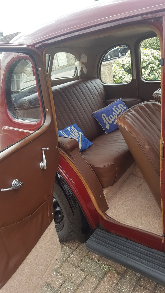 1937 Great Austin Cambridge with some spares SOLD (picture 5 of 6)