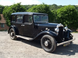 1934 Austin Heavy 12/4 Berkeley Saloon For Auction For Sale by Auction