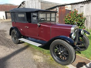 1928 Austin Heavy 12/4 Clifton Tourer For Sale