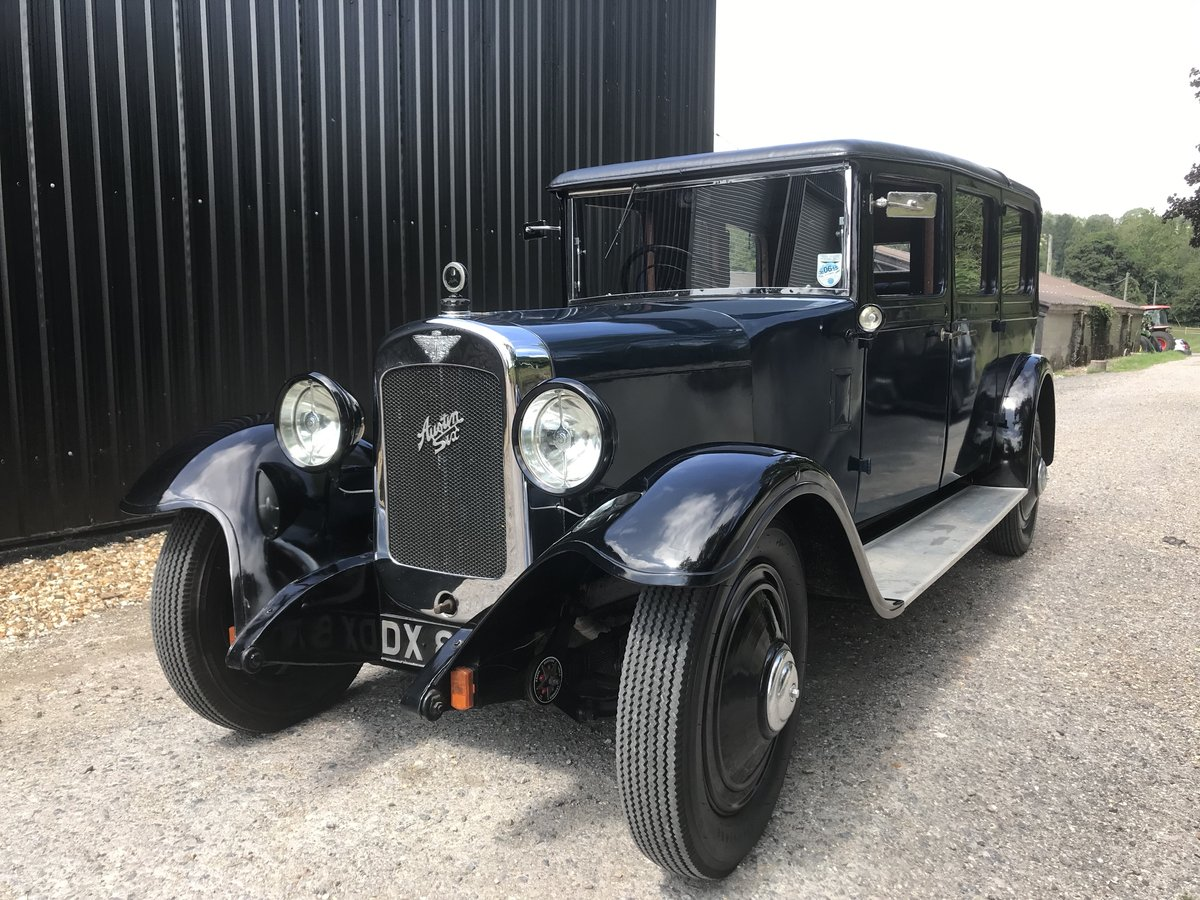 1929 1930 Austin 20/6 Ranelagh Landaulette For Sale (picture 1 of 6)