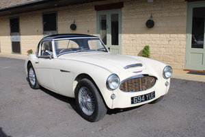 1959 AUSTIN HEALEY 3000 - FAST ROAD SPEC For Sale