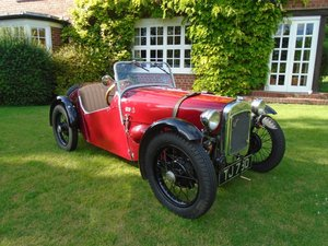 1933 Austin Seven Super Accessories Special SOLD
