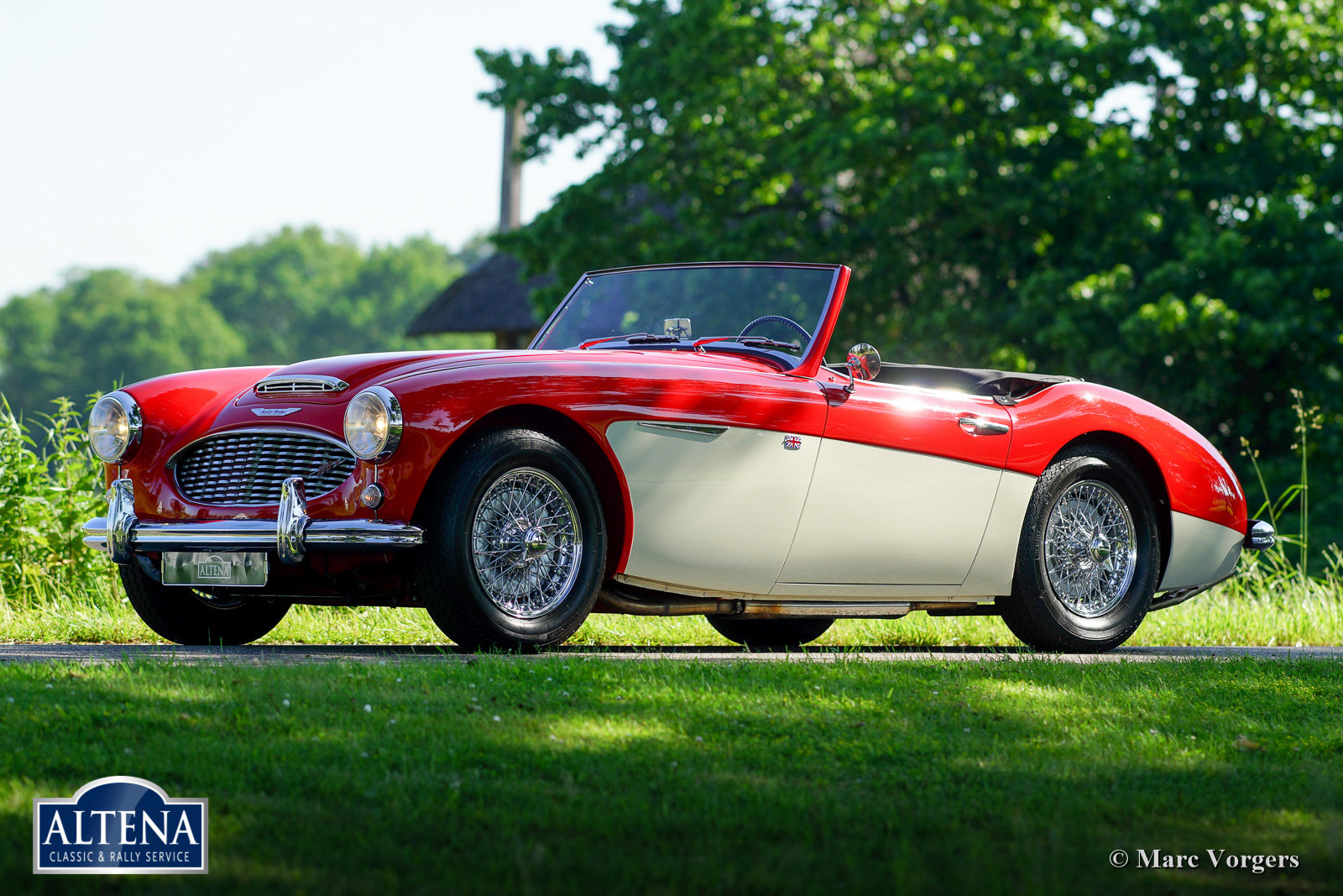 Austin Healey 100/6, 1959 For Sale (picture 1 of 6)