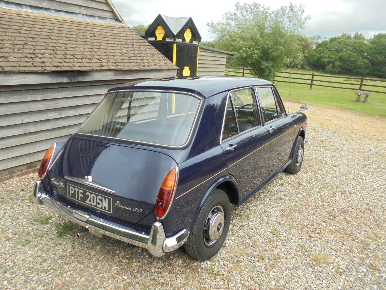 1973 Austin Princess Vanden Plas 1300 MK 3 Automatic. For Sale (picture 4 of 6)