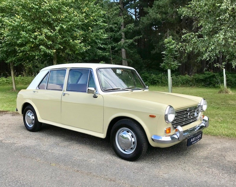 1969 Austin 1300 Super - Fantastic Classic, GT upgrades, 39k mile SOLD (picture 1 of 6)