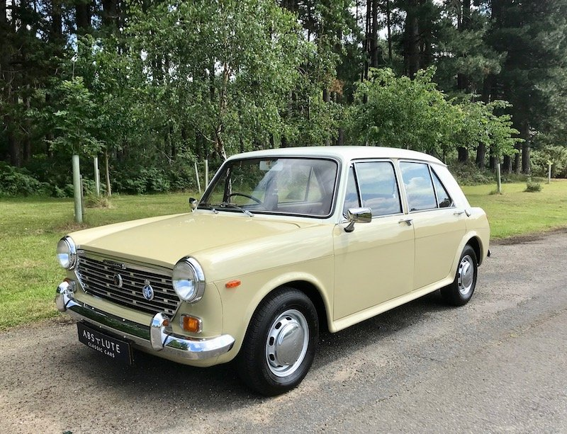 1969 Austin 1300 Super - Fantastic Classic, GT upgrades, 39k mile SOLD (picture 2 of 6)