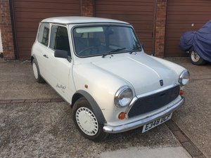 1987 Austin Mini Advantage 1000cc For Sale