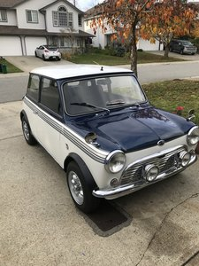 1971 Fully restored mini for sale