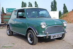 1980 Mini 1098cc, Weber, Part-rebuilt project, Cooper Mods SOLD