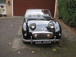 1960 Austin Healey Frog Eyed sprite For Sale