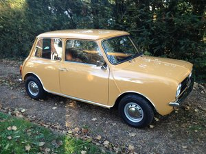 Possibly unique 1976 Mini  Clubman 1380cc For Sale