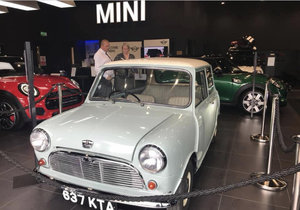 1961 Austin Mini 850 Mk1 de-Lux For Sale