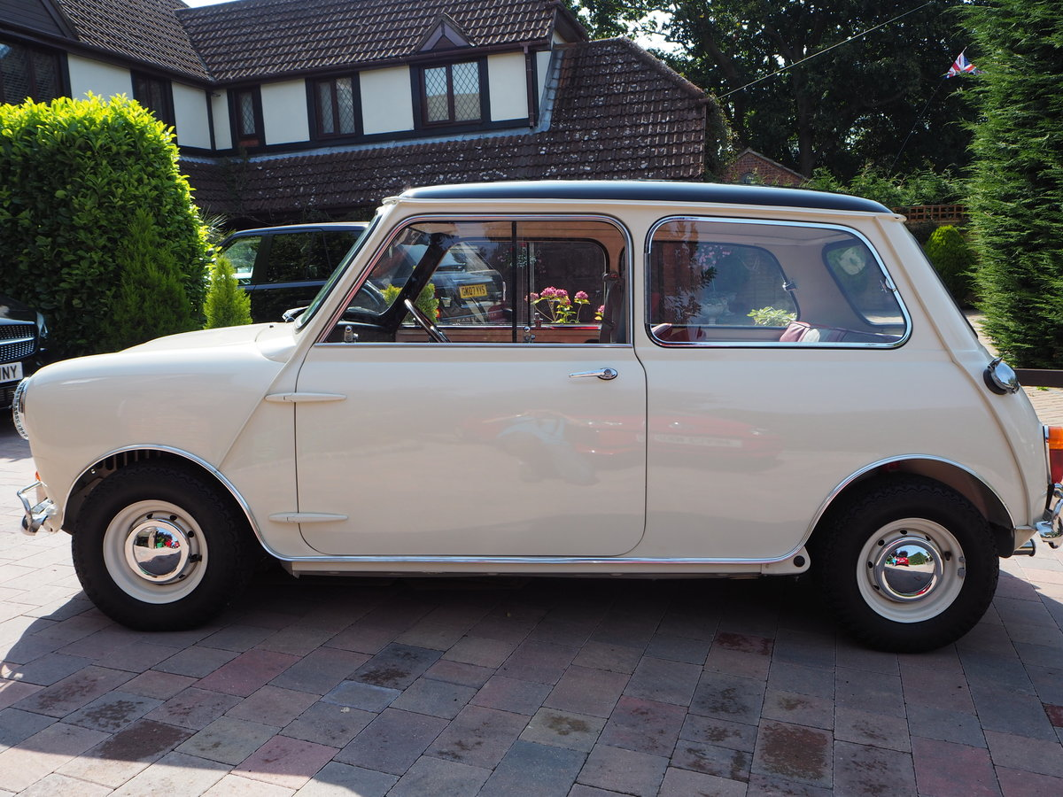 Austin Mini Cooper S MK 1 1964 For Sale (picture 5 of 6)
