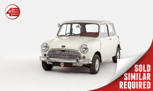 1965 Austin Mini Mk1 998cc /// Recent Mechanical Overhaul SOLD