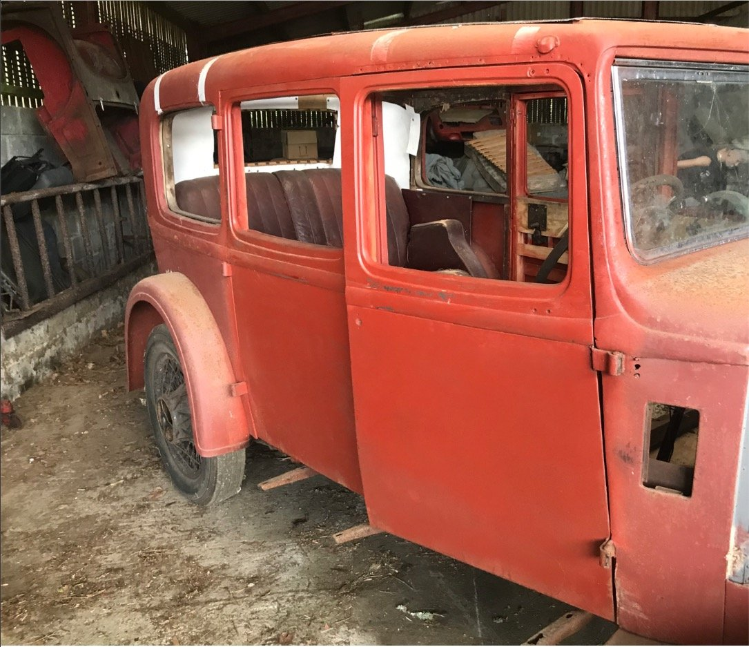1933 Austin carlton  SOLD (picture 2 of 2)