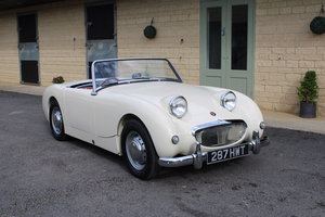 1959  AUSTIN HEALEY FROGEYE - £29,950 - BEST AVAILABLE