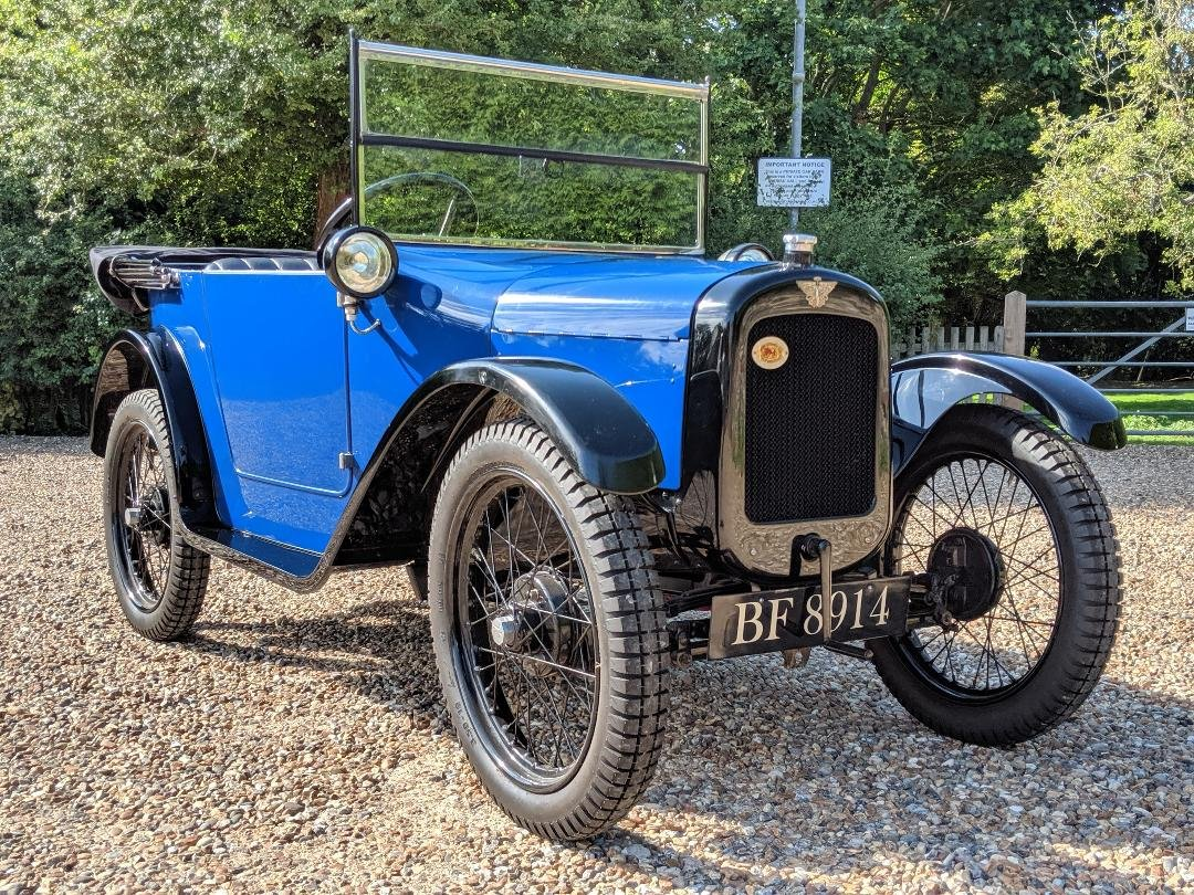 1924 Austin 7 Chummy For Sale (picture 1 of 6)
