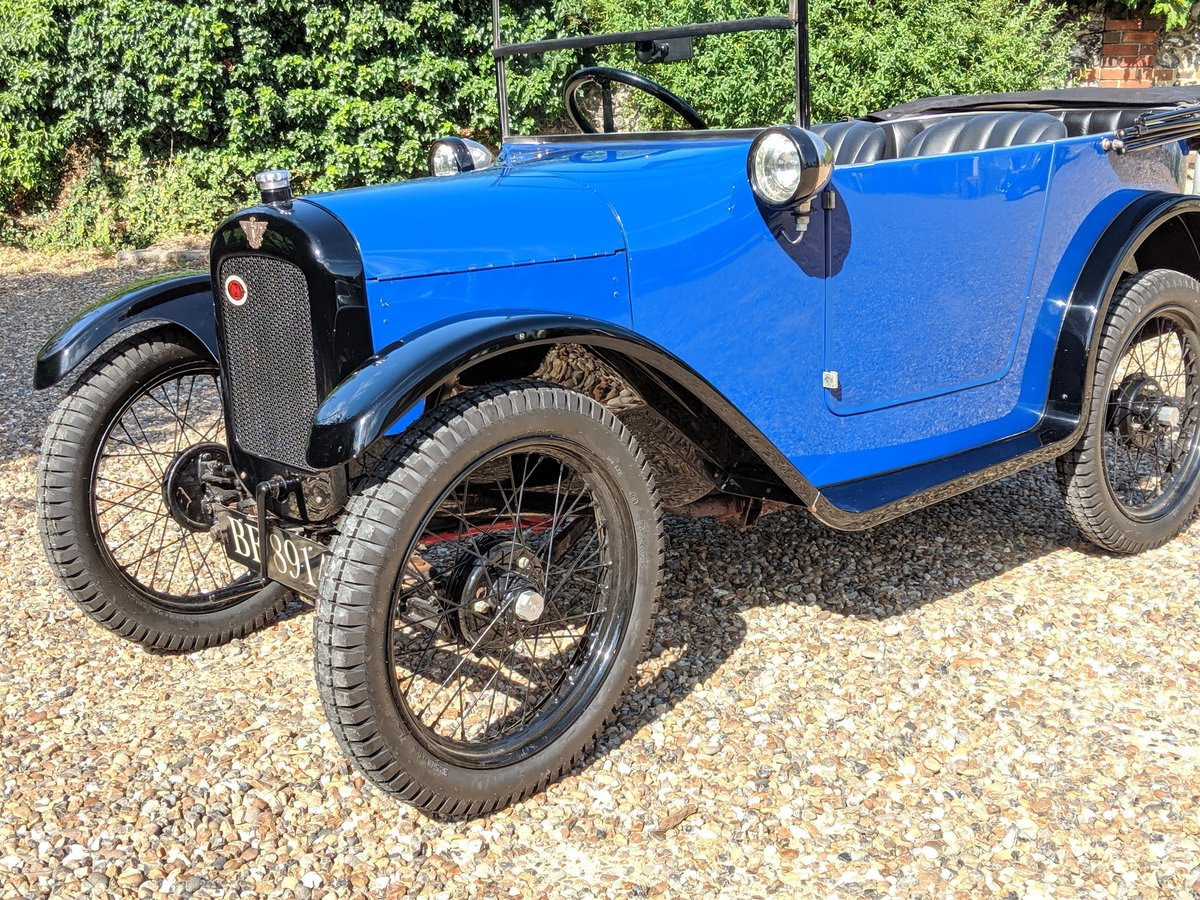 1924 Austin 7 Chummy For Sale (picture 2 of 6)