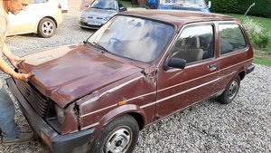 1983 Austin Mini Metro L 998cc Barn find For Sale