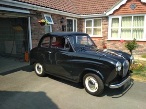 1954 Austin A30 Seven. One of the best in the country