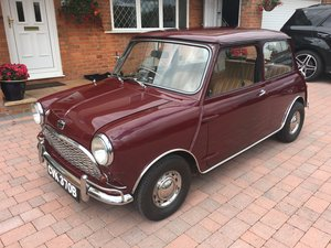 1964 Austin Mini 850 Super delux For Sale