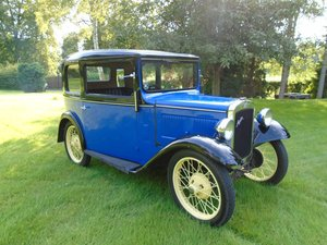 Picture of 1932 Austin Seven RN 'De-Luxe' Box Saloon SOLD