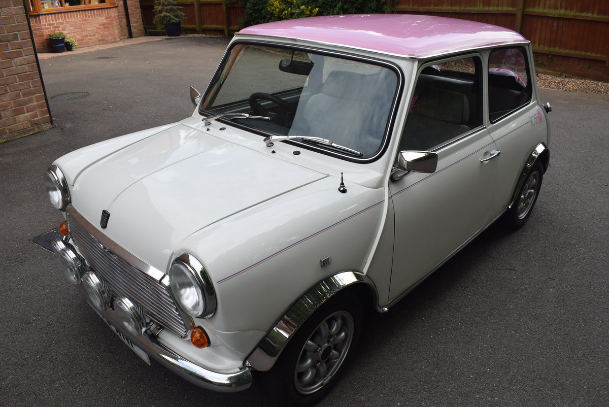 1989 Mini Rose - Limited Edition - Original condition SOLD (picture 2 of 6)