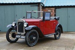 1934 Austin 7 Two-Seat Tourer