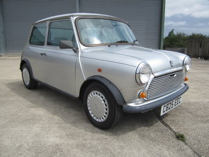 1986 Austin Mini Mayfair For Sale
